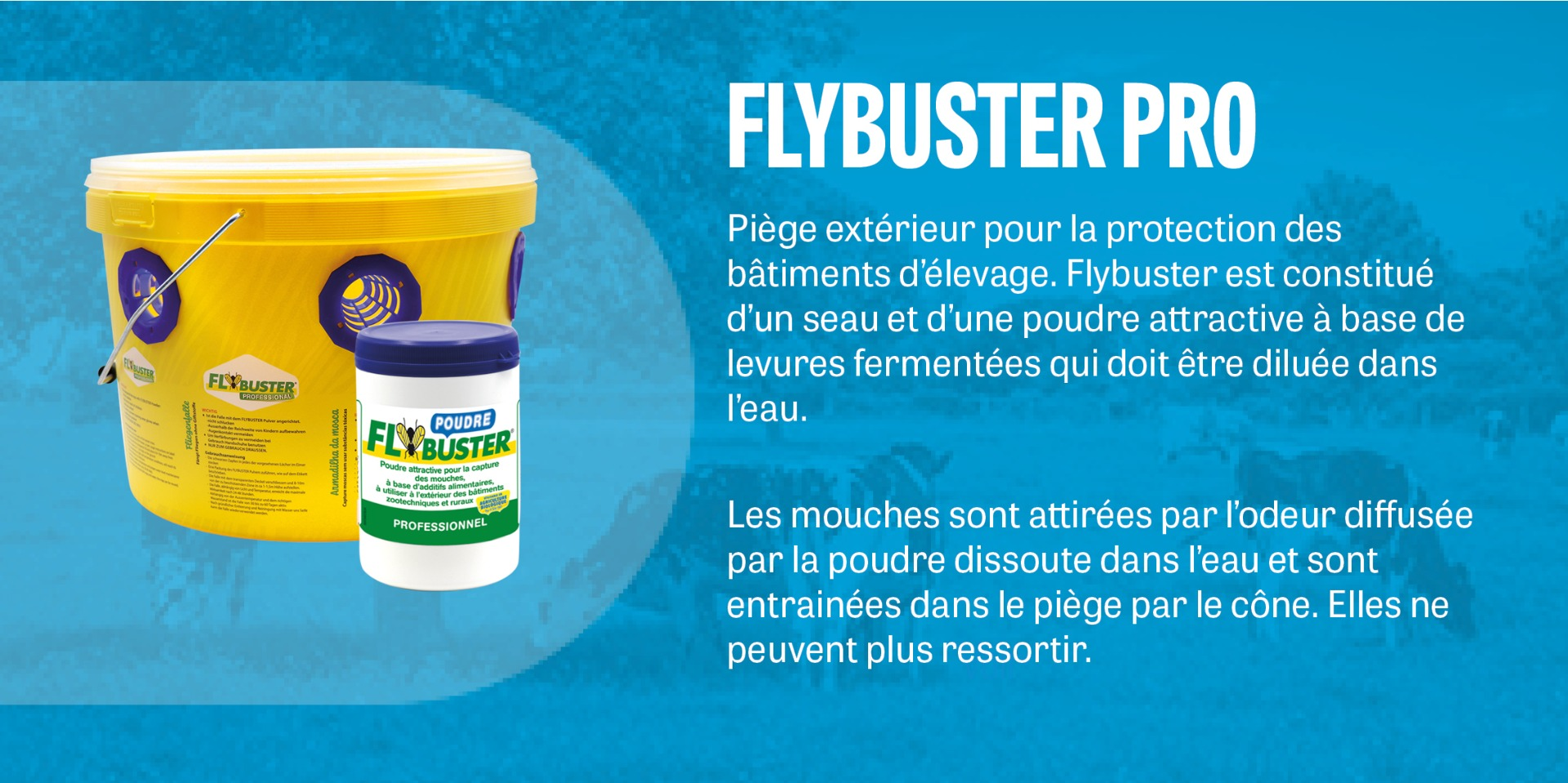 FLYBUSTER PRO