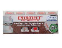 ESTROTECT (DETECTEUR CHALEUR) 10 PATCHS ROUGE